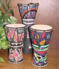 Djembe Drum - Colorful